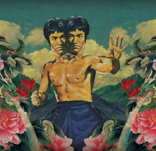"David Vangel - ""Cool Day Bruce Lee / Cause I Dropped Him"""