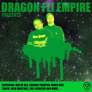 Dragon Fli Empire - Time & Space Tour Mixtape