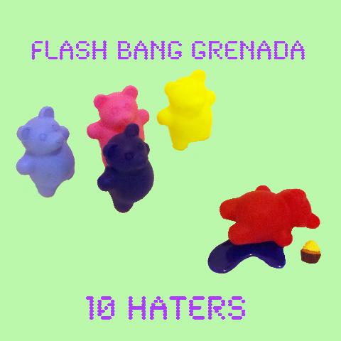 Flash Bang Grenada