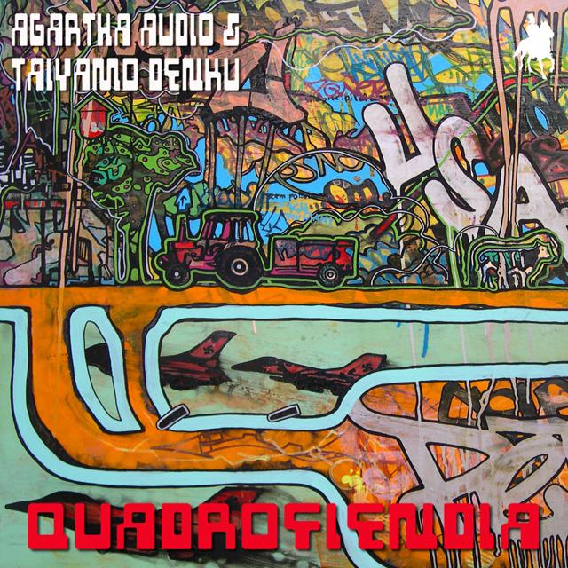 "Agartha Audio & Taiyamo Denku - ""Mother Earth, Still Life"" feat. Vast Aire, Illogic & Perseph 1"