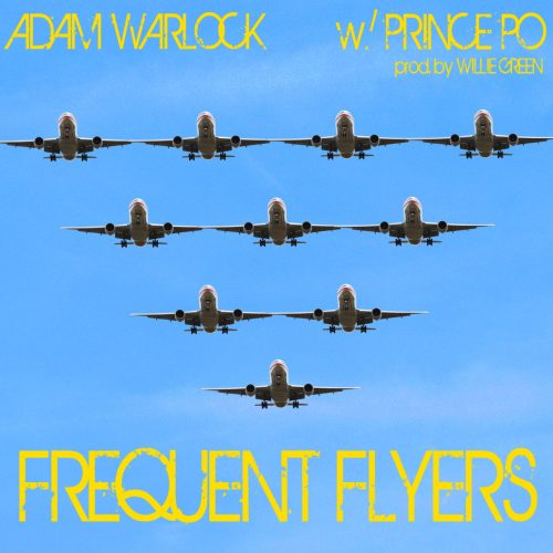 "Adam Warlock - ""Frequent Flyers"""