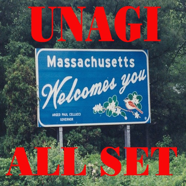 Unagi - All Set