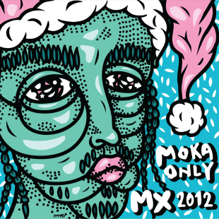 Moka Only - Martian XMAS 2012