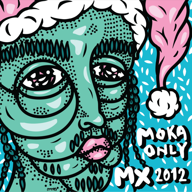 Moka Only - Martian XMAS 2012