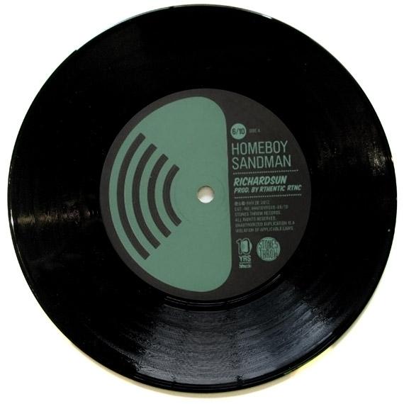 Homeboy Sandman & Jaylib Split 7-inch