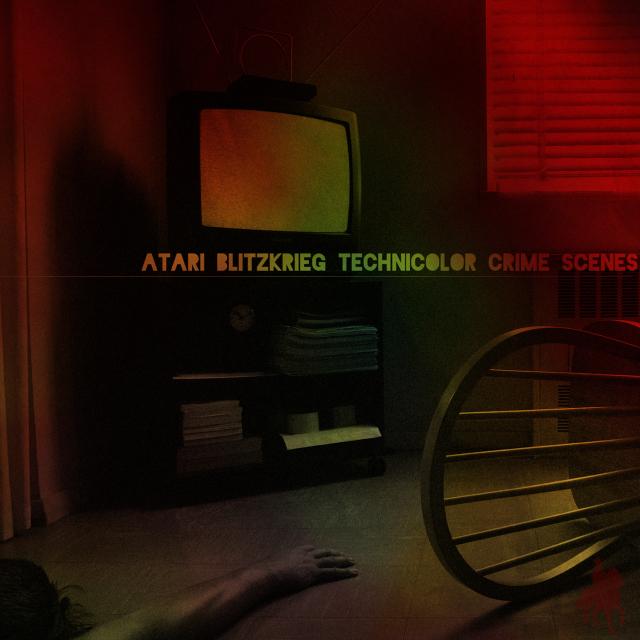 Atari Blitzkrieg - Technicolor Crime Scenes