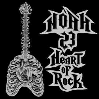 Noah23 - Heart of Rock