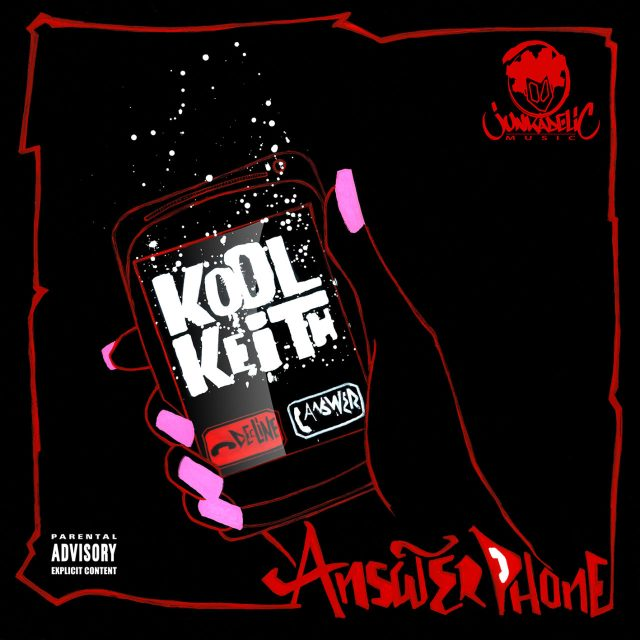 "Kool Keith - ""Answer Phone"""