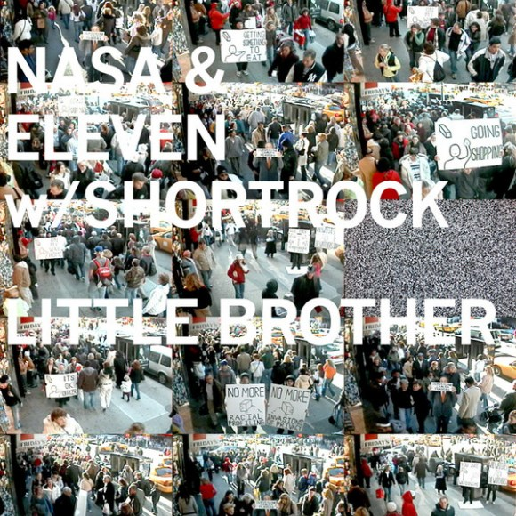 """Nasa & Eleven - """"Little Brother"""""""