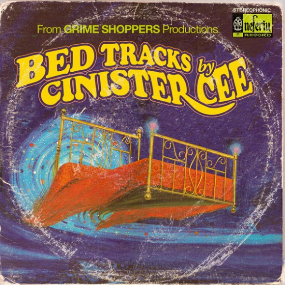 Cinister Cee - Bed Tracks