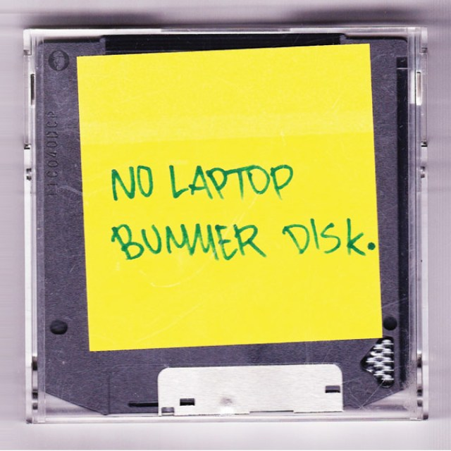 Jon Brando – No Laptop Bummer Disk