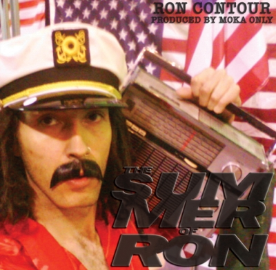 "Ron Contour ""The Summer of Ron"" in stores now!"