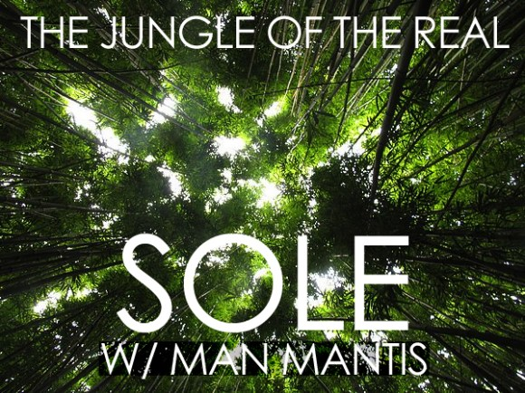 "Sole - ""Jungle of the Real"""