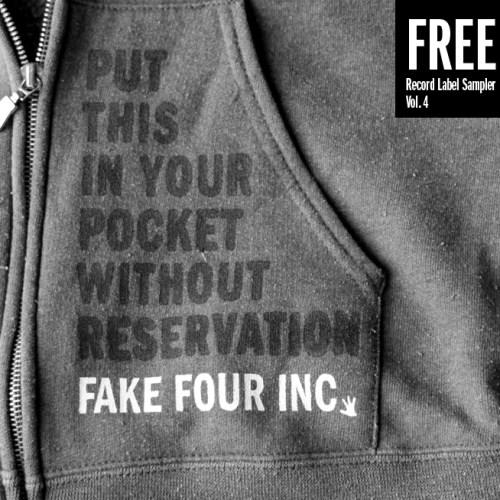 Fake Four Inc. - A Record Label Sampler Volume 4