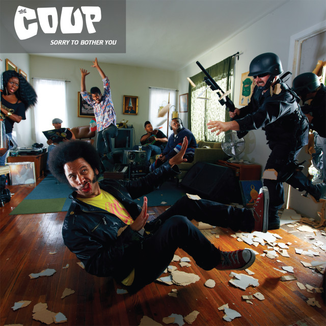 """The Coup - """"WAVIP"""" (feat. Das Racist and Killer Mike)"""