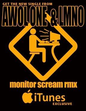 "Awol One & LMNO - ""Monitor Scream"" video"