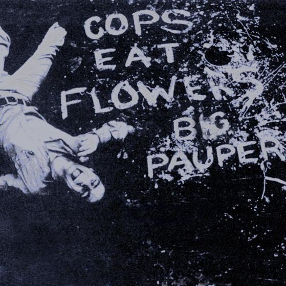 Big Pauper - Cops Eat Flowers