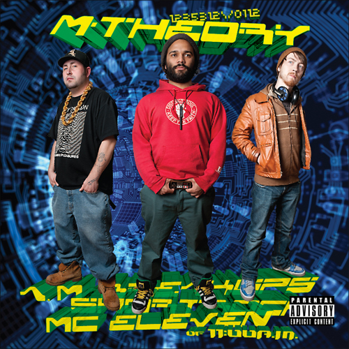 MC Eleven - Eleven presents... M-Theory