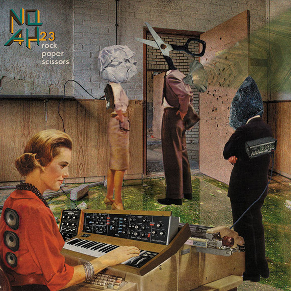 Noah23 - Rock Paper Scissors [tracklisting + cover]