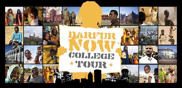 Darfur Now College Tour