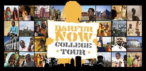 Darfur Now College Tour