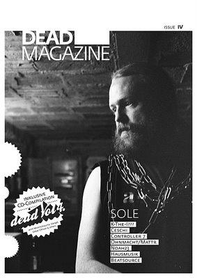 Dead Magazine - Vol. 4