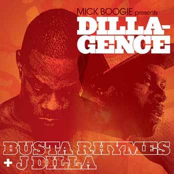 Busta Rhymes + J Dilla = Dillagence