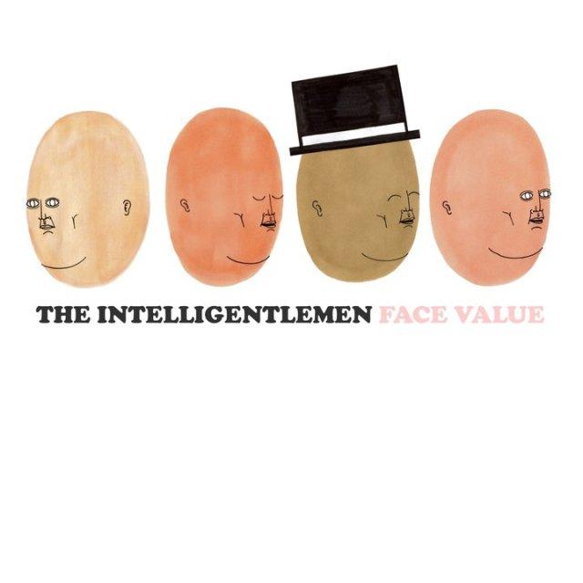 "Intelligentlemen - Face Value EP (7"" Picture-Vinyl/Free Download)"