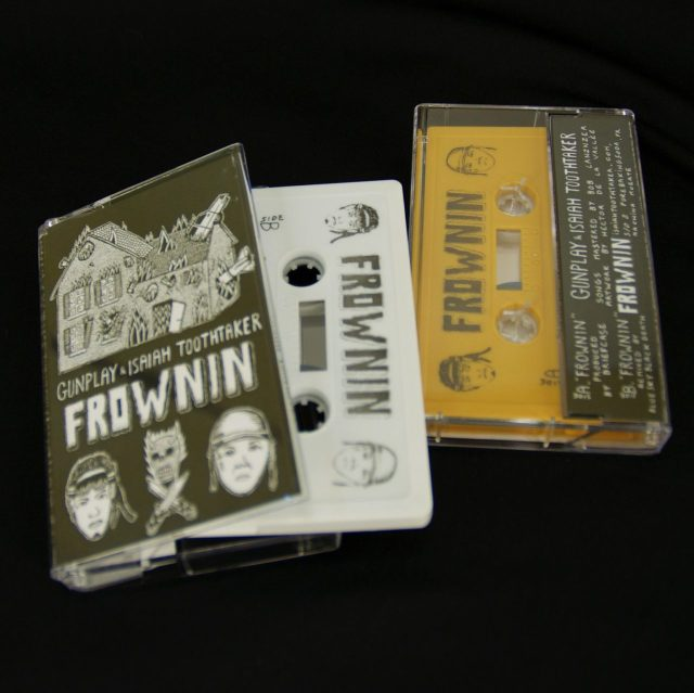 "Gunplay + Isaiah Toothtaker – ""Frownin"""