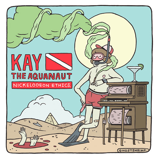 Kay the Aquanaut