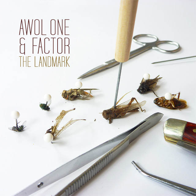 Awol One & Factor - The Landmark