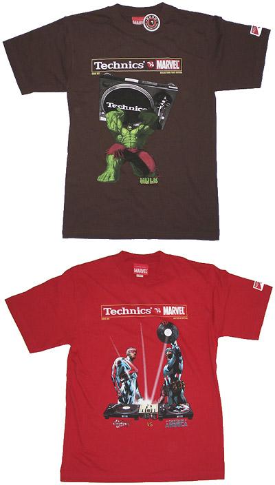 Marvel vs. Technics