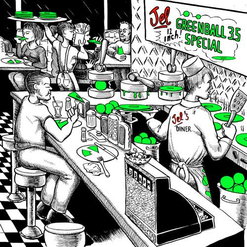 Jel - Greenball 3.5