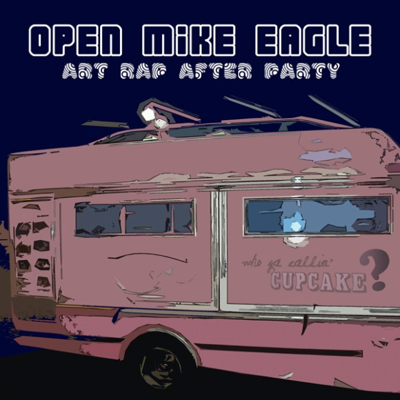 Open Mike Eagle - Art Rap After Party