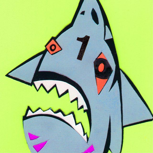 Modern Shark Sampler Tape Number One