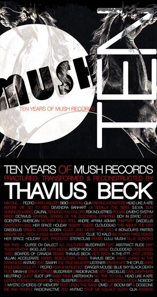 Ten Years Of MushRecords
