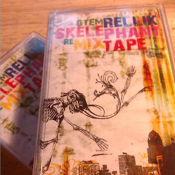 Otem Rellik - Skelephant Remix Tape