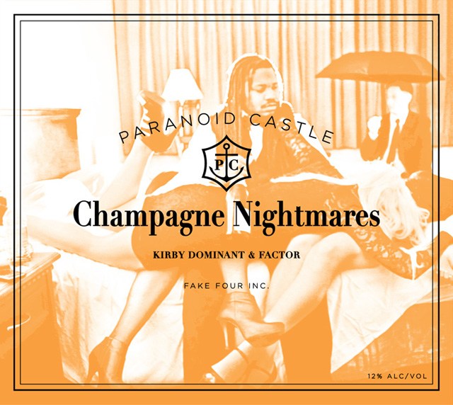 Paranoid Castle - Champagne Nightmares