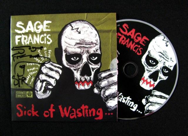 Sage Francis - Sick Of Wasting