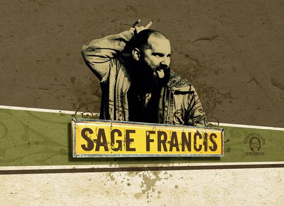 Sage Francis CanadianTour