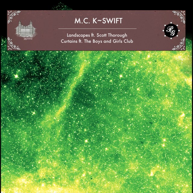 """M.C. K~SWIFT - """"Landscapes / Curtains"""""""