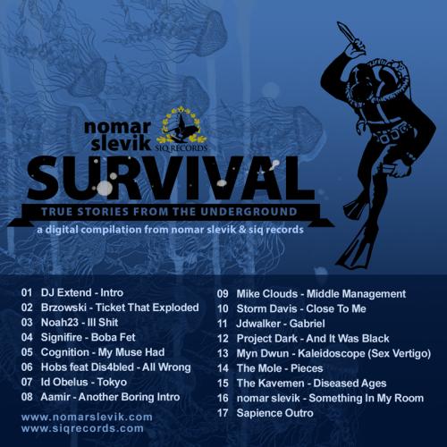 Survival: True Stories From The Underground
