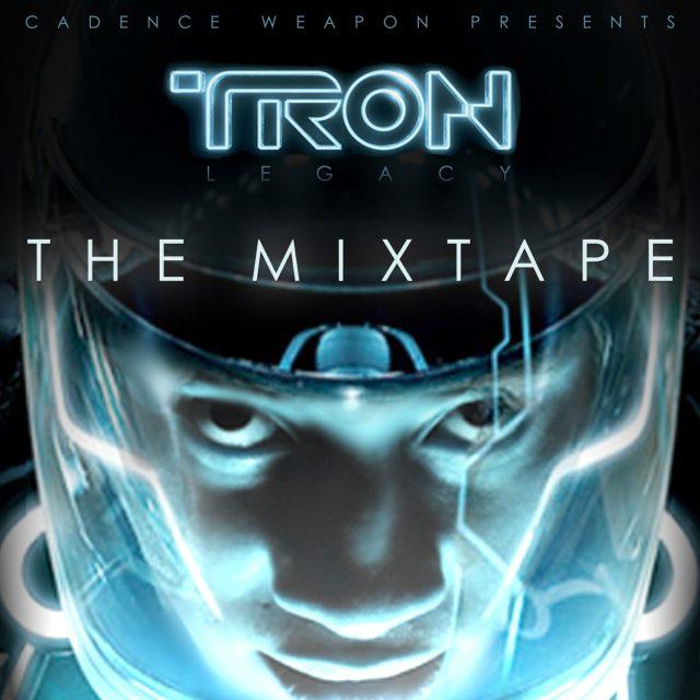 Cadence Weapon - TRON Legacy The Mixtape