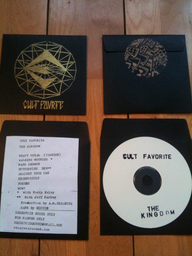 Cult Favorite (Elucid & A.M. Breakups) - The Kingdom