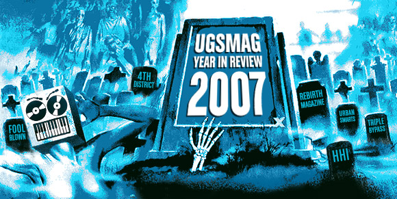 UGSMAG Year in Review: 2007