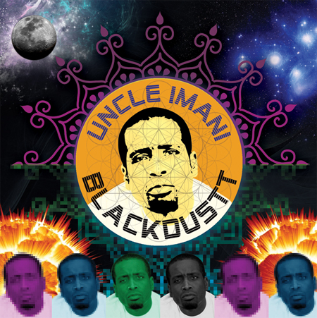 Uncle Imani (The Pharcyde) - Black Dustt EP
