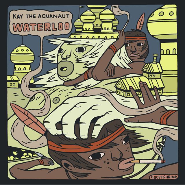 Kay the Aquanaut - Waterloo