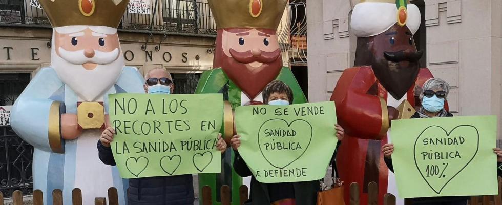 Plataforma en Defensa de la Sanidad Pública de Guadalajara.