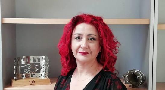 Olga Arribas, secretaria general de UGT CLM.