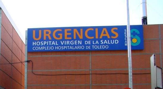 Urgencias del Hospital de Toledo